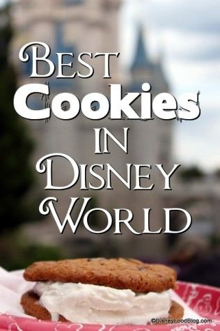 Disney cookies are always interesting!