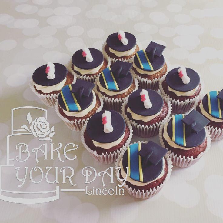 Graduation Day Cupcakes