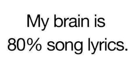 yep.. put my homework to music and I'd probably ace every class.