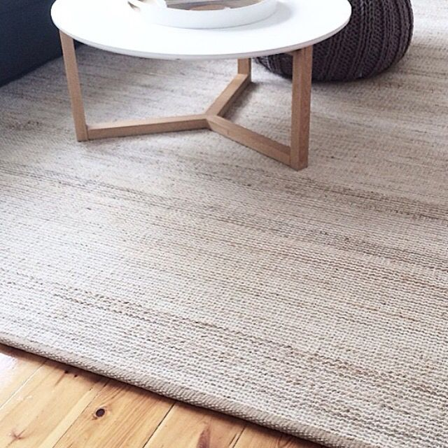 Our Drift Weave rug in the gorgeous store of Oscar and Willow in Adelaide, South Australia | armadillo-co.com