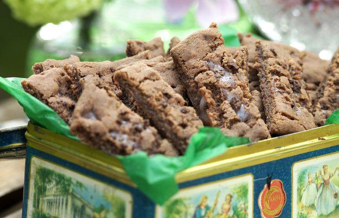 Chokladkolakakor fyllda med mintchoklad – himmelskt goda! Perfekta småkakor för den som gillar godis!