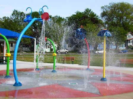 Cool Off at Twin Cities-Area Splash Pads | Family Fun Twin Cities