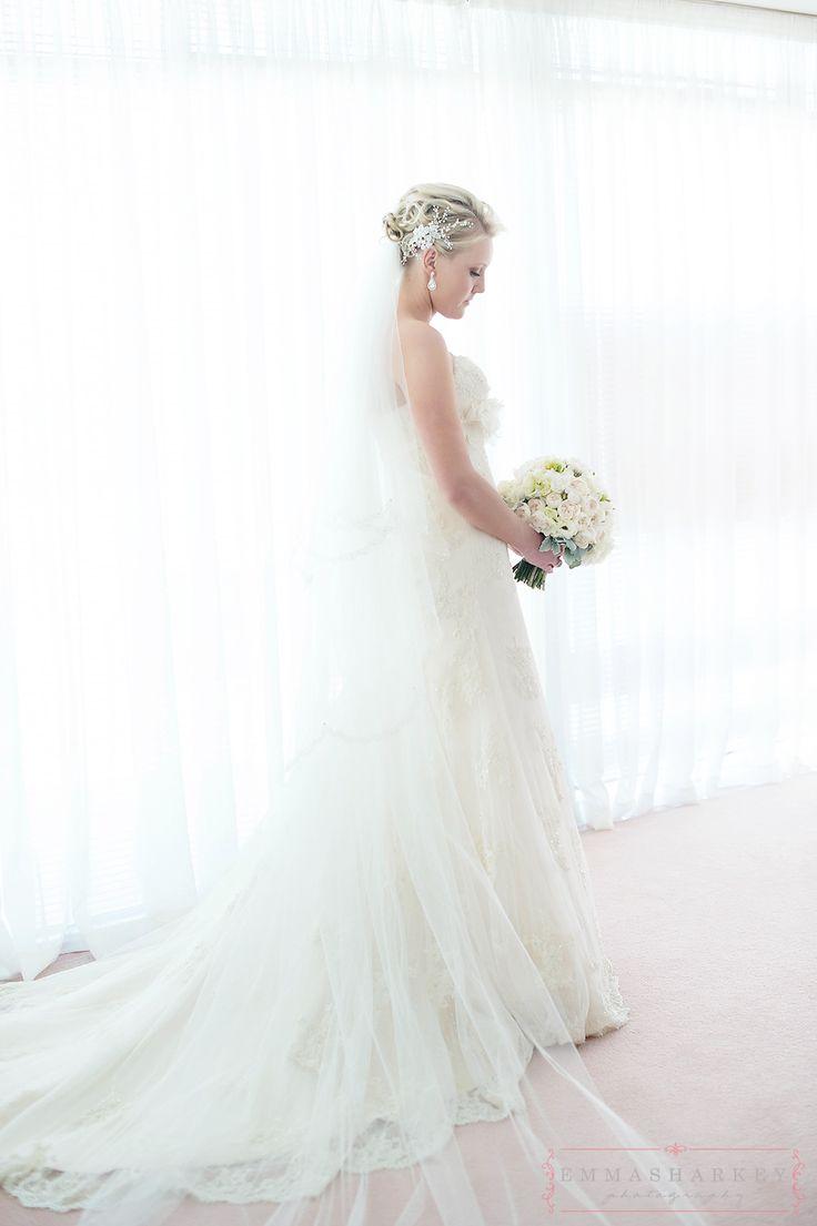 Emma Sharkey Adelaide Wedding Photographer Wedding Photography Maggie Sottero Fresh wedding flowers, bridal bouquet, Fabulous Functions. Lauren Parkinson Makeup Artist