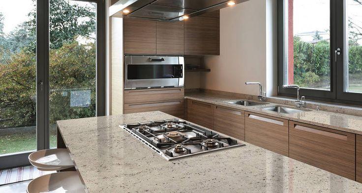 Las 25 mejores ideas sobre encimeras de cocina de granito - Encimeras de cocina ...