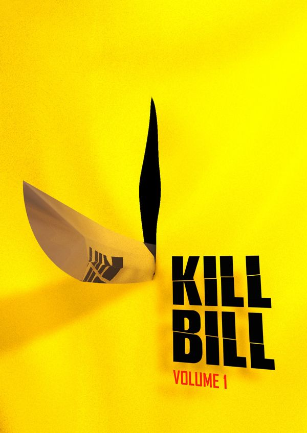 Kill Bill | fan art | Celebrating 10 Years of Kills
