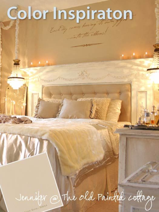 16 best Cottage Style Bedroom images on Pinterest Bedrooms Home