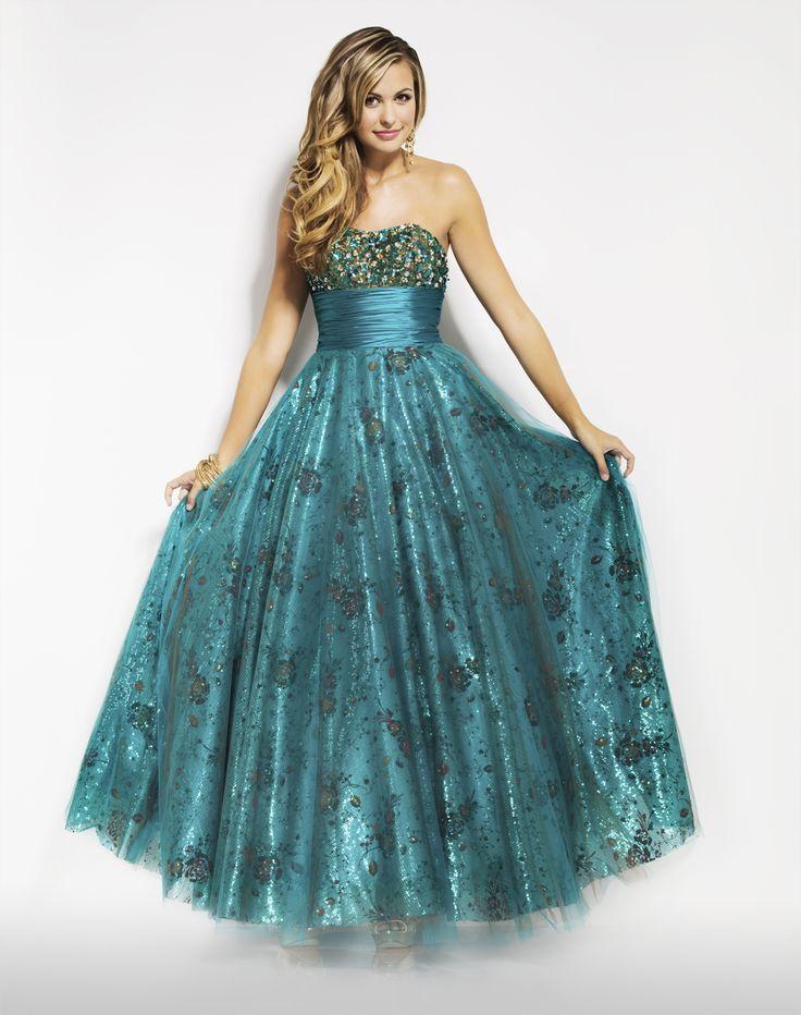 Best 91 *Prom* ideas on Pinterest | Sweet dress, Beautiful clothes ...