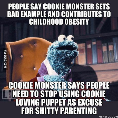 Cookie Monster                                                       …