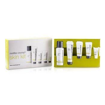 MediBac Clearing Adult Acne Treatment Kit - 5pcs