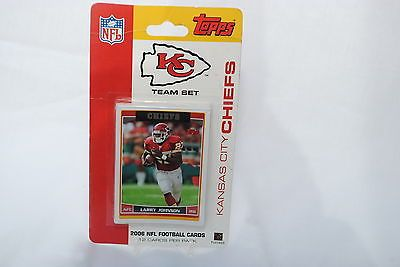 Kansas city #chiefs 2006 #topps #football nfl team set,  View more on the LINK: 	http://www.zeppy.io/product/gb/2/331960813607/