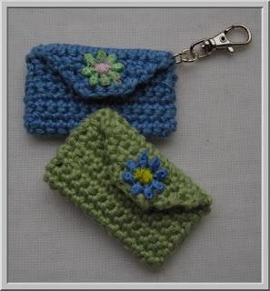 Mini purse free pattern (Dutch and English)