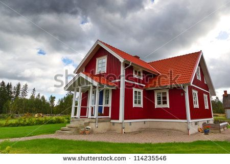 25 best scan houses images on pinterest craftsman homes for Traditional swedish house plans