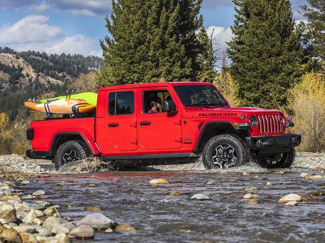 Jeep Gladiator The 2020 Jeep Gladiator Is Close Whichcar And 4x4 Australia Were Invited To Test The New Ute In New Zealand In 2020 Jeep Gladiator Jeep Pickup Jeep
