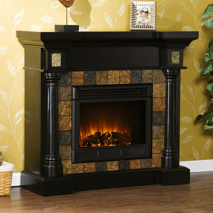 105 best Beautiful Fireplaces images on Pinterest   Electric ...