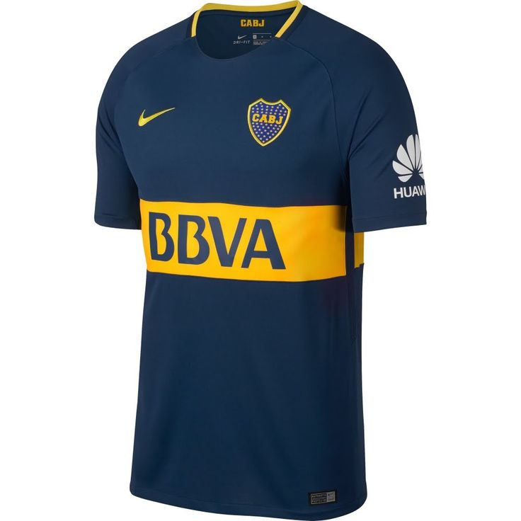 Boca Juniors Shirt Thuis 2017-2018