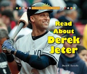 Yankees captain Derek Jeter is profiled in this beginners' biography. Large, full-page color images bring the reader to the center of the action.