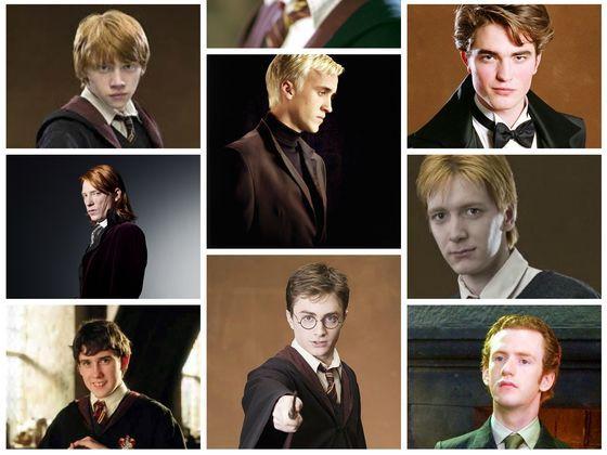 Harry potter Soulmate quiz