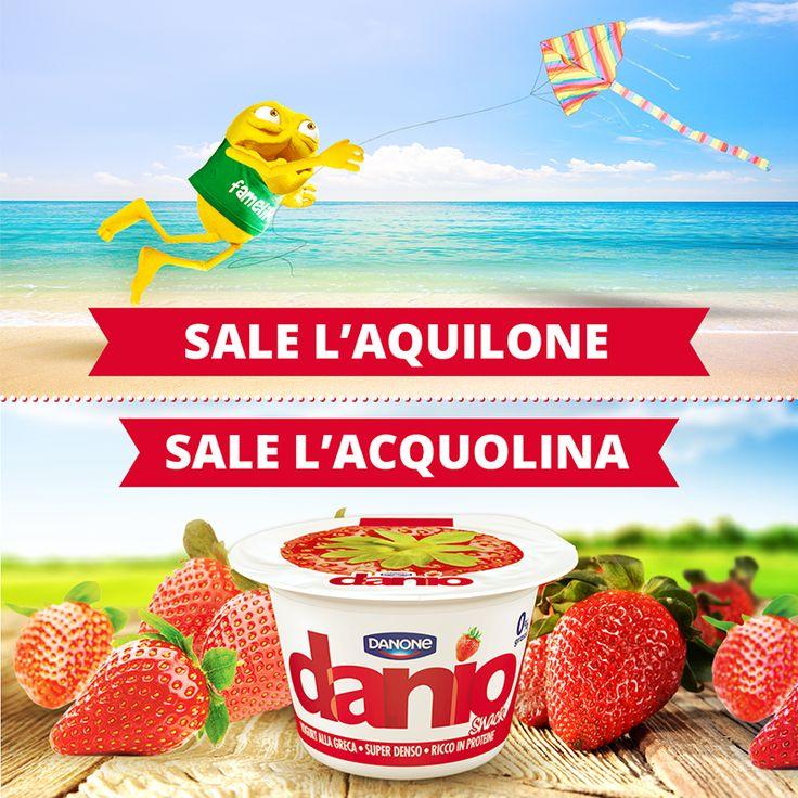 Estate in leggerezza? Danio Snack, il nuovo yogurt alla greca: 12g di proteine e 0 grassi!