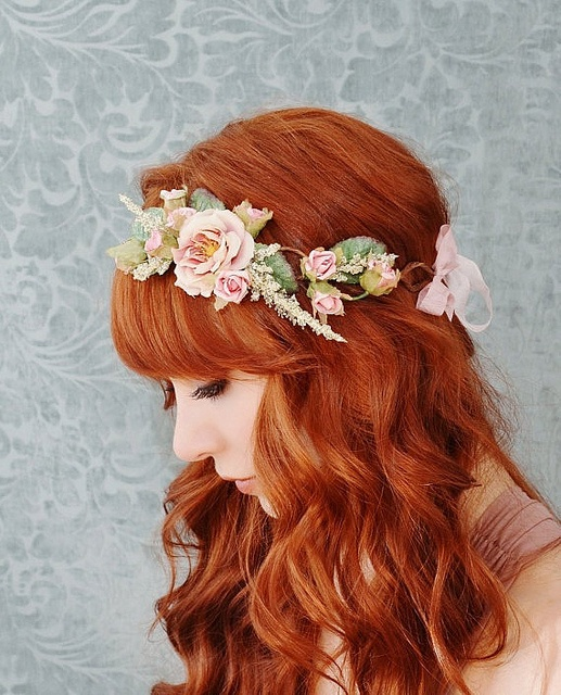1000 Ideas About Flower Crown Hair On Pinterest: 1000+ Ideas About Rose Crown On Pinterest