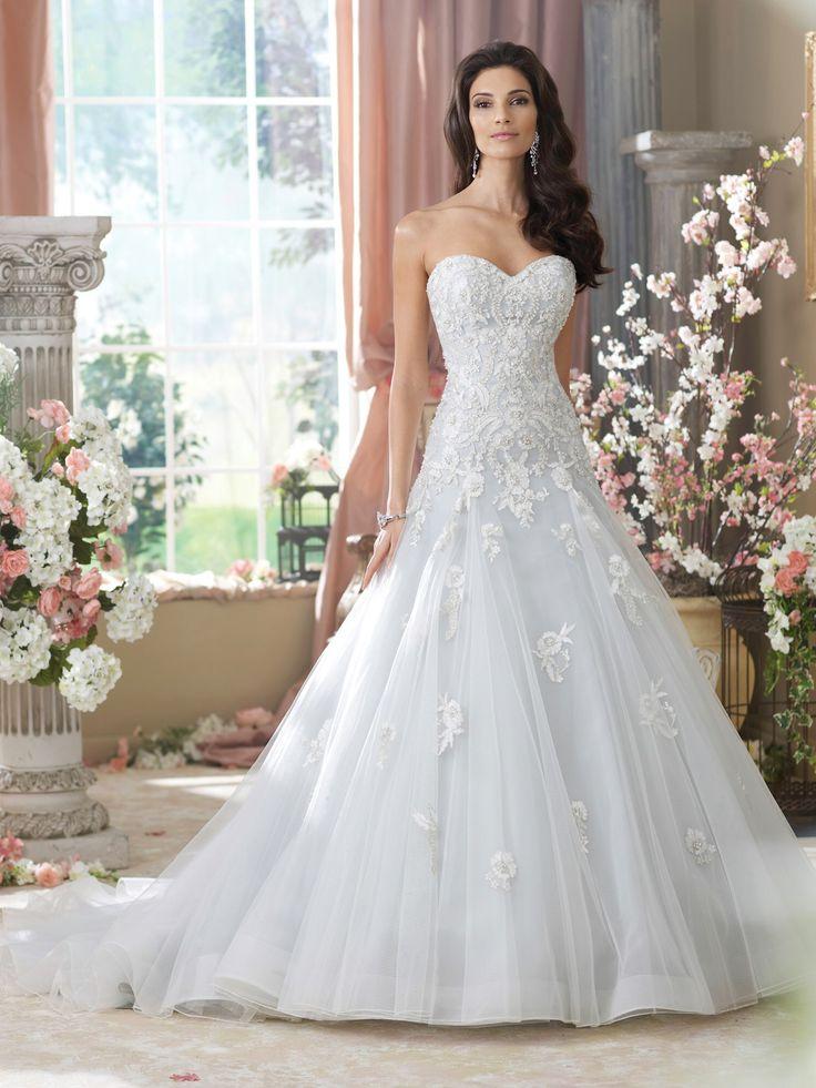 The 48 best Wedding dresses images on Pinterest | Wedding frocks ...