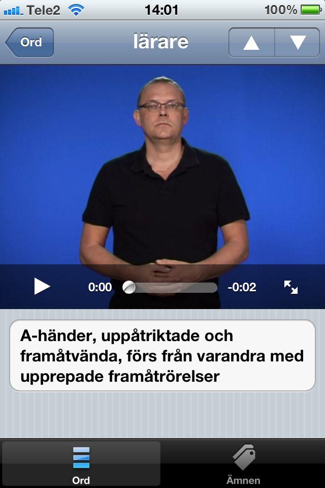 Recension av Svenskt teckenspråkslexikon - 15000 tecken att lära sig