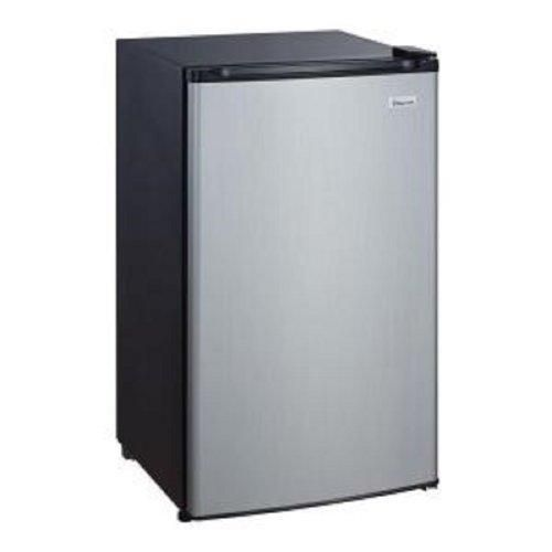 Magic Chef 4.4 Cu. Ft. Mini Refrigerator Stainless