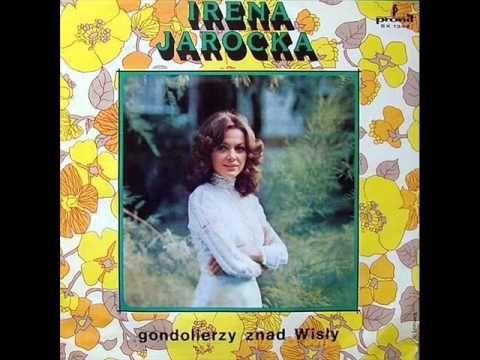 IRENA JAROCKA Gondolierzy znad Wisły (full vinyl album)