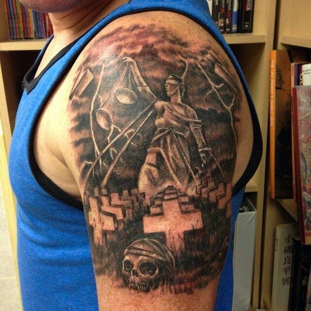 Best 25 Metallica Tattoo Ideas On Pinterest Arm Tattoo