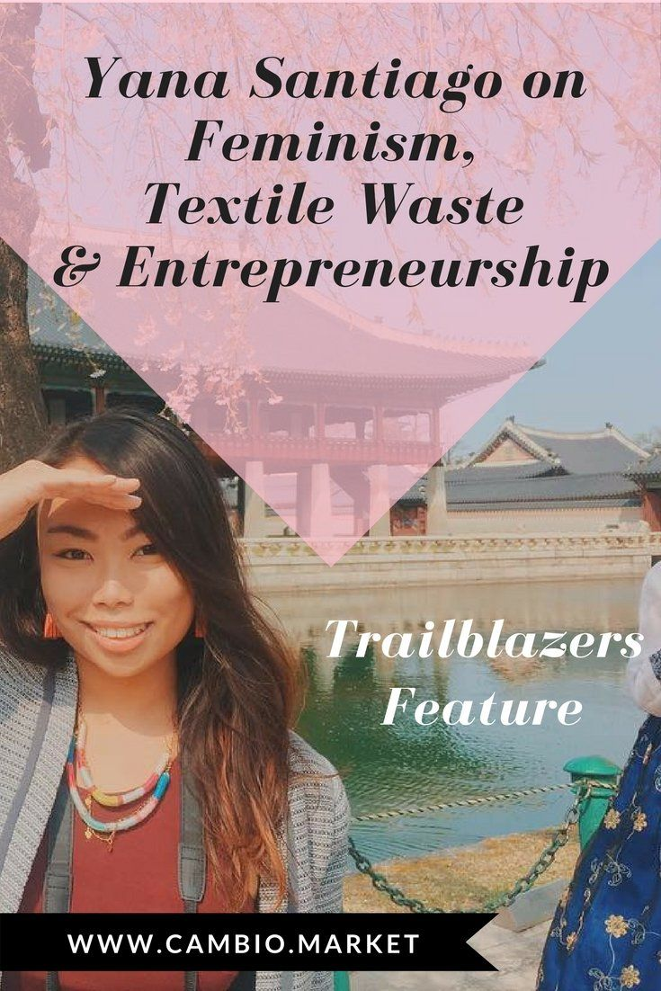 Interview with a Trailblazer: the founder of ethical fashion brand Olivia & Diego, talking about feminism, textile waste, and entrepreneurship in the Philippines. What a real girlboss!