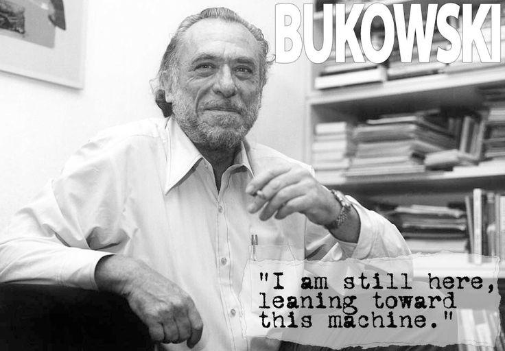 Charles Bukowski, American Author