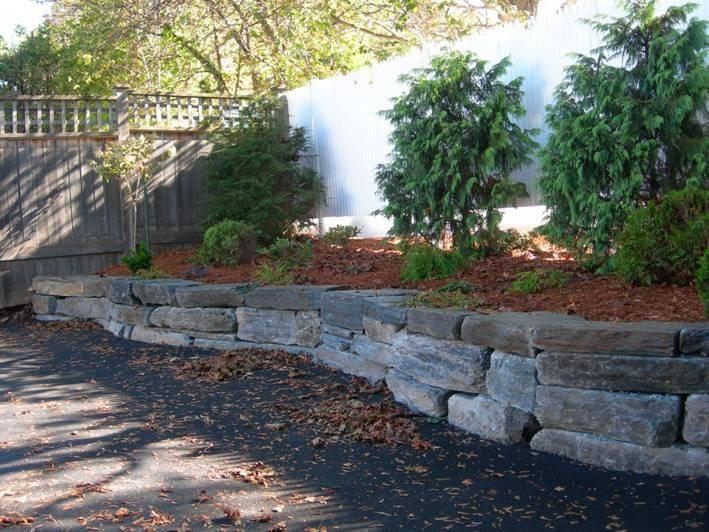 Bluestone Retaining Walls Fundy Bluestone Armour Stone