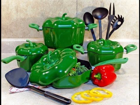 14 Cookware for Kitchen. Where's Your Choice  ??