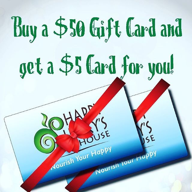 Give A Little And Get A Little With Our #giftcard Deal