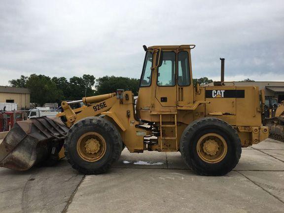 Cat 926E Used Wheel Loader for Sale in Houston TX for $20.5k
