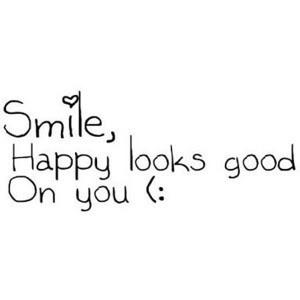 smile: Happy Quotes, Inspiration Quotes