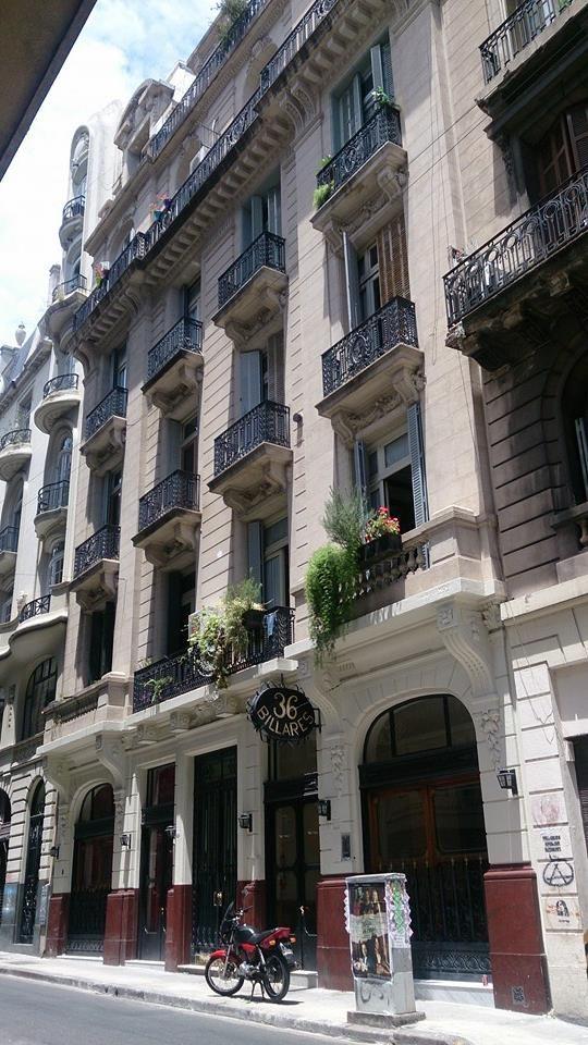 Edificios de Buenos Aires , Arquitectura Argentina