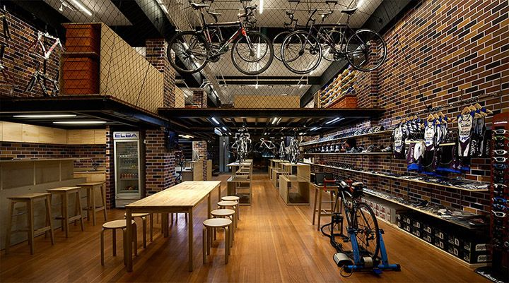 FHL sports store by Design Spirits, Kuala Lumpur. Visit City Lighting Products! https://www.linkedin.com/company/city-lighting-products