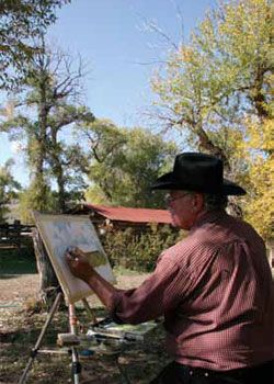 Tips for Landscape Oil Paintings
