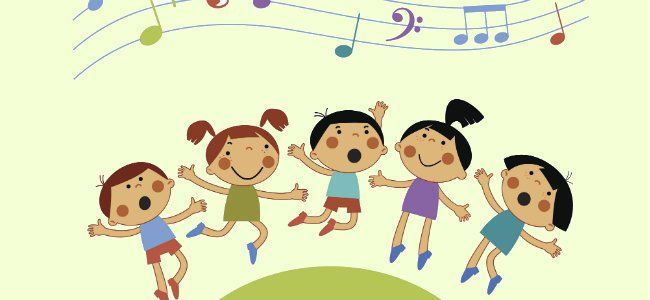 Canciones infantiles: Veo, veo