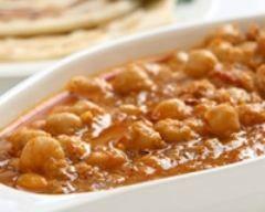 Soupe de pois chiches indienne (facile, rapide) - Une recette CuisineAZ