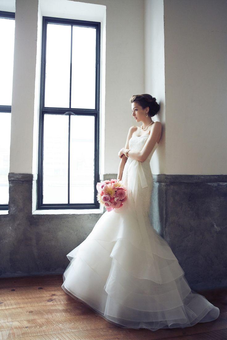 [DRESS:RIVINI savanna]  weddingdress weddingday white princess