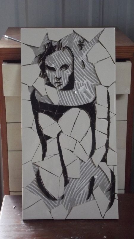 Beautifully Broken Art
