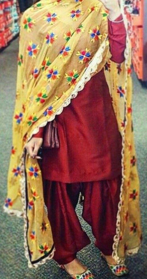 #SalwarsuitforweddingOnline #PunjabibridalSalwarsuit #Partywearsalwarsuit #StylishSalwarsuitSale # Maharani Designer Boutique  To buy it click on this link : http://maharanidesigner.com/Anarkali-Dresses-Online/salwar-suits-online/ Rs..4500 Fulkari dupatta. For any more information contact on WhatsApp or call 8699101094 Website www.maharanidesigner.com Maharani Designer Boutique