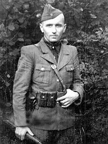 Stepan Bandera - Ukraine WWII, pin by Paolo Marzioli