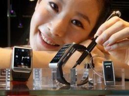 También Samsung trabaja en su propio reloj inteligente