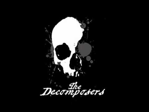 """""""The Decomposers"""" is delightfully dark with a unique sense of sampling from old horror films. This song is titled """"9."""""""