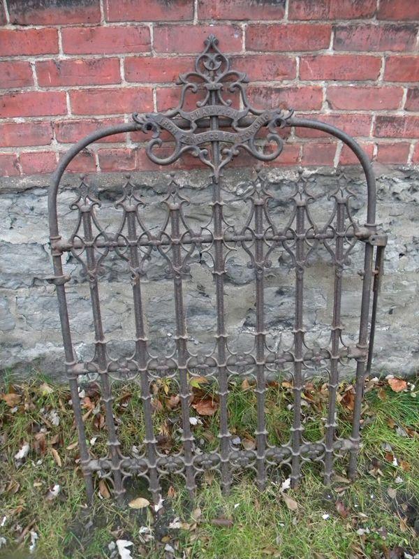 Be still my heart iron gates pinterest