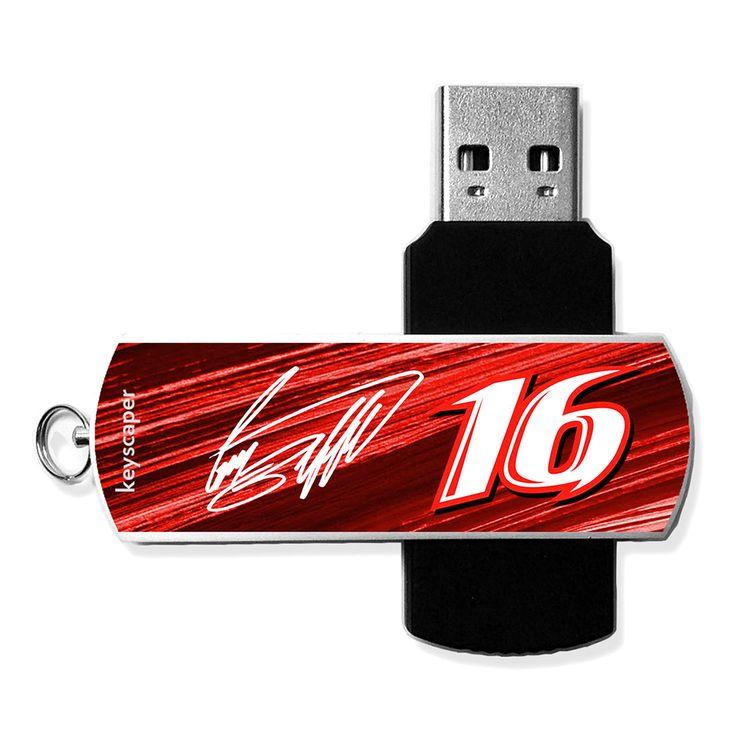 Greg Biffle 8GB Flash Drive - $15.99