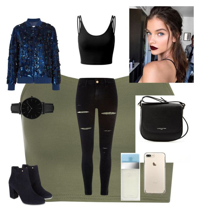 """""""Sky"""" by conimallete on Polyvore featuring moda, WearAll, Doublju, River Island, Ashish, Monsoon, Lancaster, CLUSE y Dolce&Gabbana"""