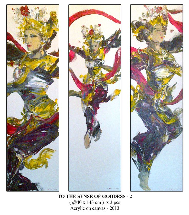To The Sense of Goddess 2
